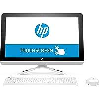 HP Hepsi Bir Arada Masaüstü Bilgisayarı Intel core_i5 2048 HDD 8 920MX Nvidia DOS QWERTY (Türkçe Klavye), Beyaz