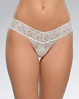 product image for hanky panky, Signature Lace Low Rise Thong, One Size (2-12)