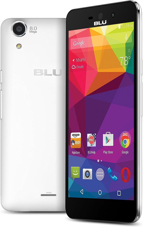 BLU Estudio C Súper Cámara desbloqueo de Smartphone: Amazon.es ...