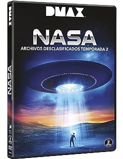Nasa: Archivos Desclasificados (Tv) - Temporada 2 [DVD]