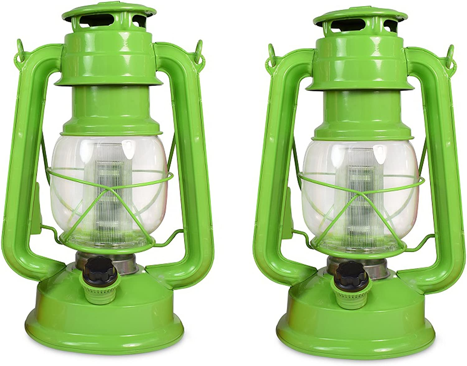 Northpoint Vintage Collection Dimmable Lantern -( Pack of 2 )