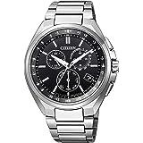 [シチズン]CITIZEN 腕時計 ATTESA アテッサ Eco-Drive エコ・ドライブ 電波時計 ダイレクトフライト CB5040-80E メンズ
