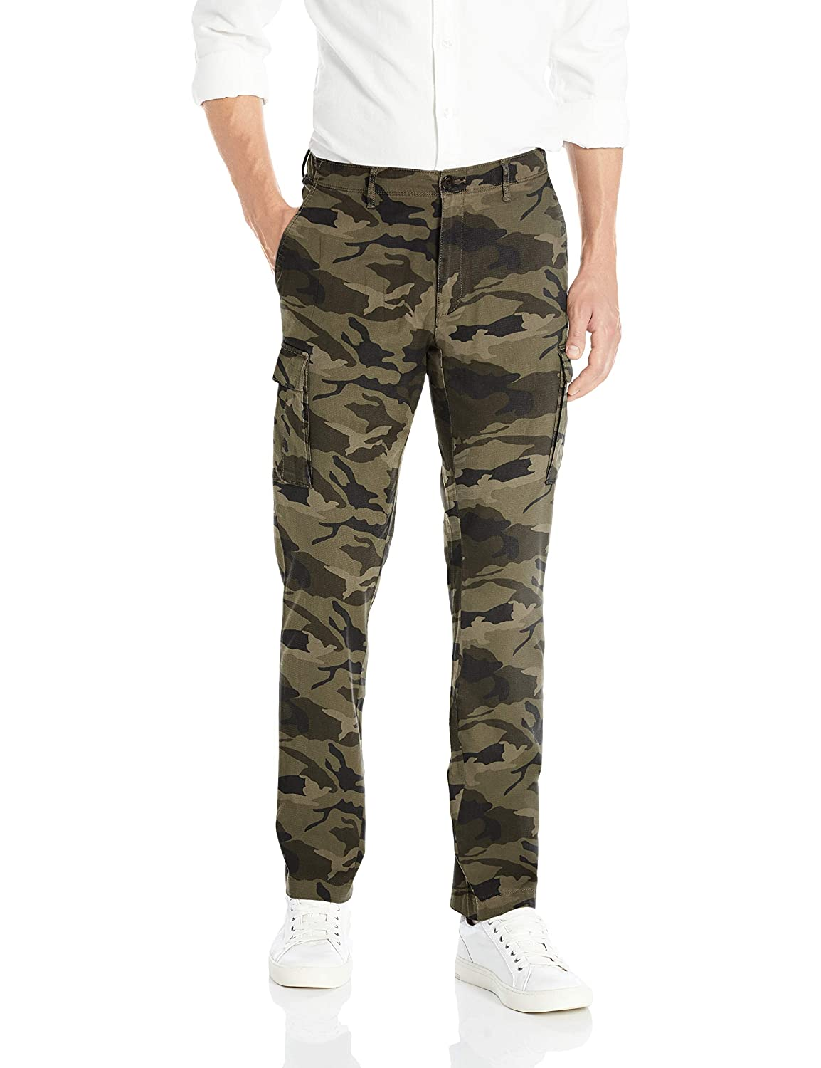 Goodthreads Mens Straight-fit Ripstop Cargo Pant