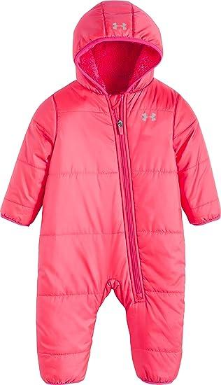 a404ccffb Amazon.com  Under Armour Ua Baby Girls Bunting  Clothing