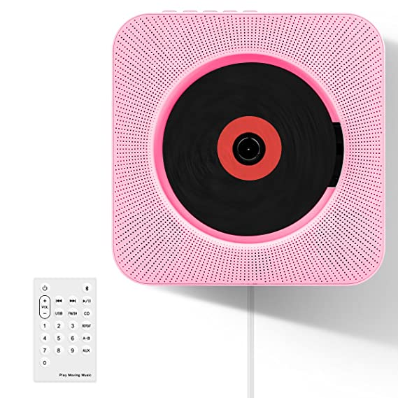 Review CD Player, Wrcibo Wall