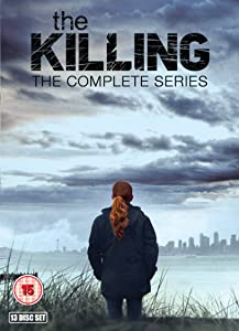 The Killing - Complete Series (13 disc box set) [DVD] [Reino Unido]