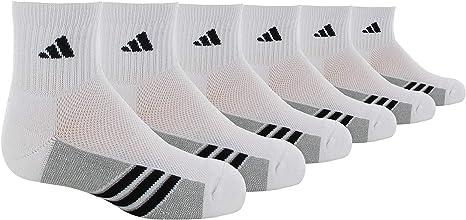 white adidas youth