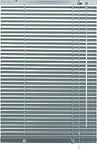 Persianas Aluminio, 80 x 130 cm Deco Company Color Azul