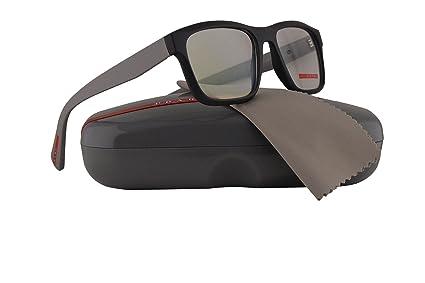 80089bd8bc4e ... sunglasses 251925394 closeout prada ps07gv eyeglasses 55 18 140 gray  rubber w demo clear lens tfz1o1 a3cd9 ec709 ...