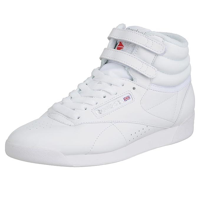 release date: f1c41 25638 Reebok Classic Hi Women Sneaker White 2431
