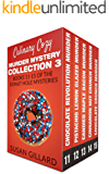 Culinary Cozy Murder Collection 3 - Books 11-15 of the Donut Hole Cozy Series (Donut Hole Cozy Mystery)