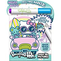 Bendon Hello Kitty 24 Page Imagine Ink with Mess Free Marker 49146, Multicolor