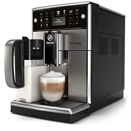 Saeco - Cafetera (Independiente, Máquina espresso, 1,8 L, Granos de