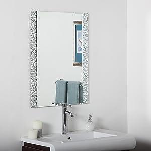 Decor Wonderland Vanity Bathroom Mirror