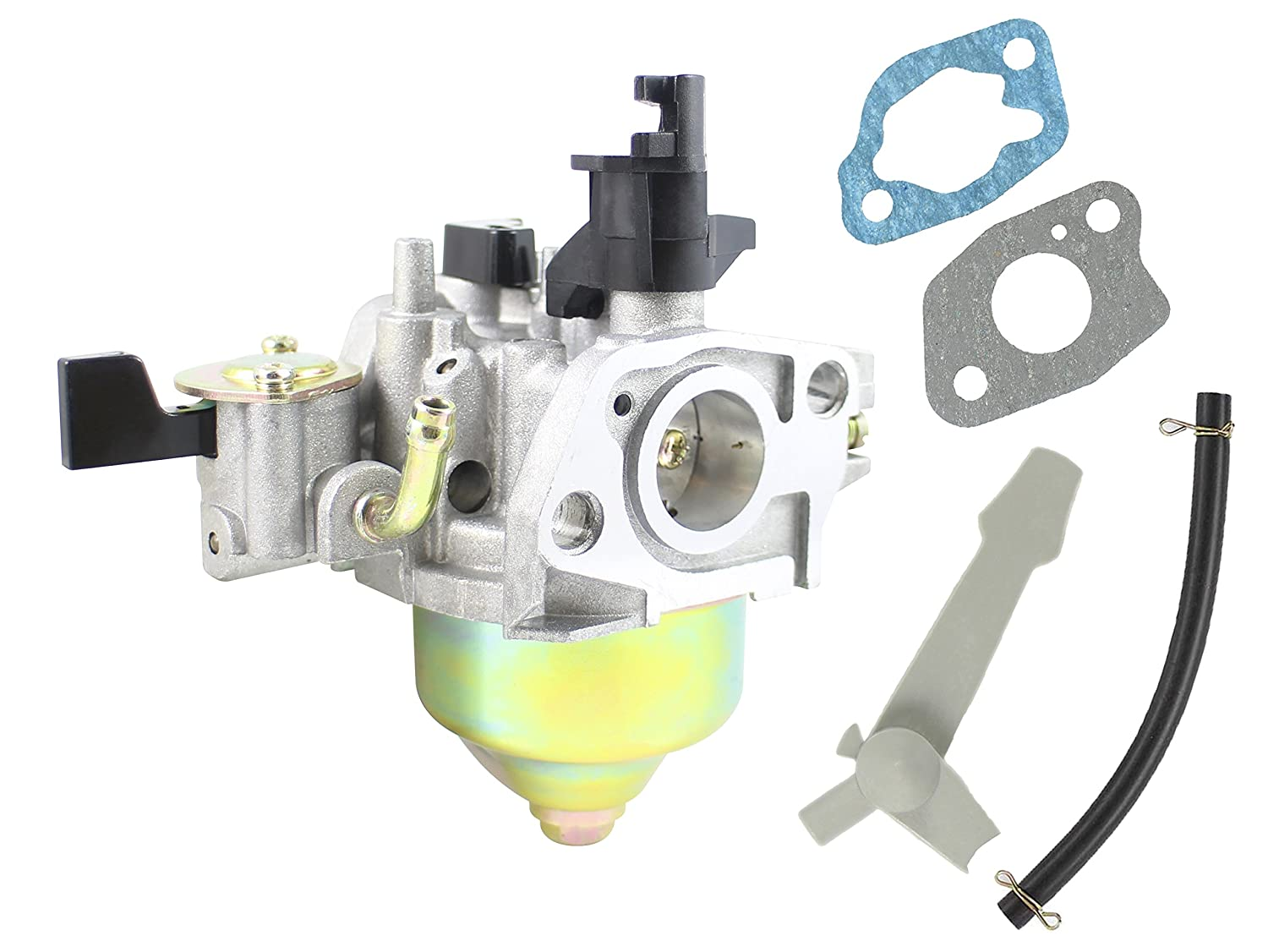 Pro Chaser 126 Carburetor for Generac Power 0059870 2500-3000 PSI Pressure Washer Part # 0J88870123 Replaces Briggs & Stratton 592236 Kohler 18-853-16-S SH265 Southland Part A202645 A201499