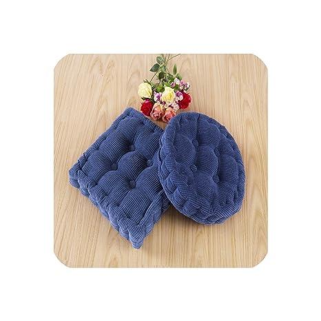 awret floor Floor Cushion Cojín de algodón Grueso de Pana ...