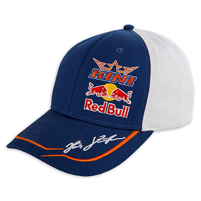 Kini Red Bull - Gorra de béisbol - para hombre azul azul  Amazon.es  Ropa y  accesorios 9272a6cec0d