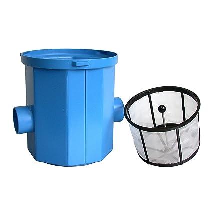 Gut gemocht Regenwasserfilter Zisternenfilter 3P Simplexfilter SPF mit CU88