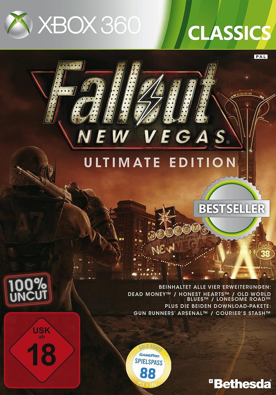 Fallout New Vegas Karte Mit Allen Orten Deutsch.Fallout New Vegas Ultimate Edition Software Pyramide