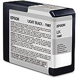 Epson C13T580700 - Cartucho de tinta, gris