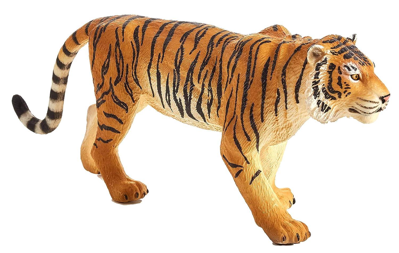 Science4you - Figura Tigre de Bengala, de plástico, Talla XL (702.0): Amazon.es: Juguetes y juegos