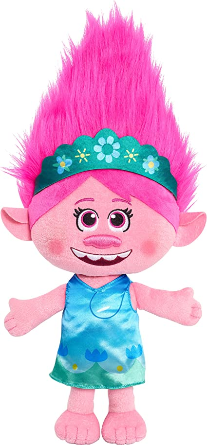 New DreamWorks Trolls World Tour Movie Poppy Plush Doll 8 inch Plush