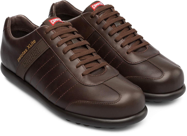 TALLA 45 EU. Camper - Zapatillas de deporte de cuero para hombre