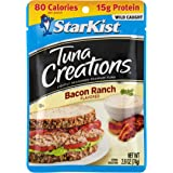 StarKist Tuna Creations Bacon Ranch - 2.6 oz Pouch (Pack of 24)