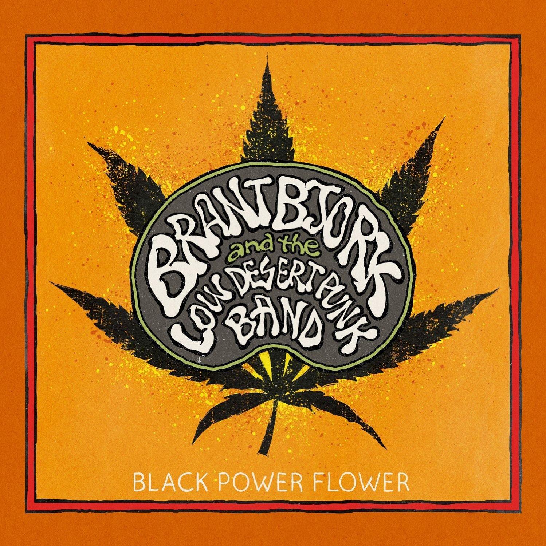 CD : Brant Bjork - Black Power Flower (Digipack Packaging)
