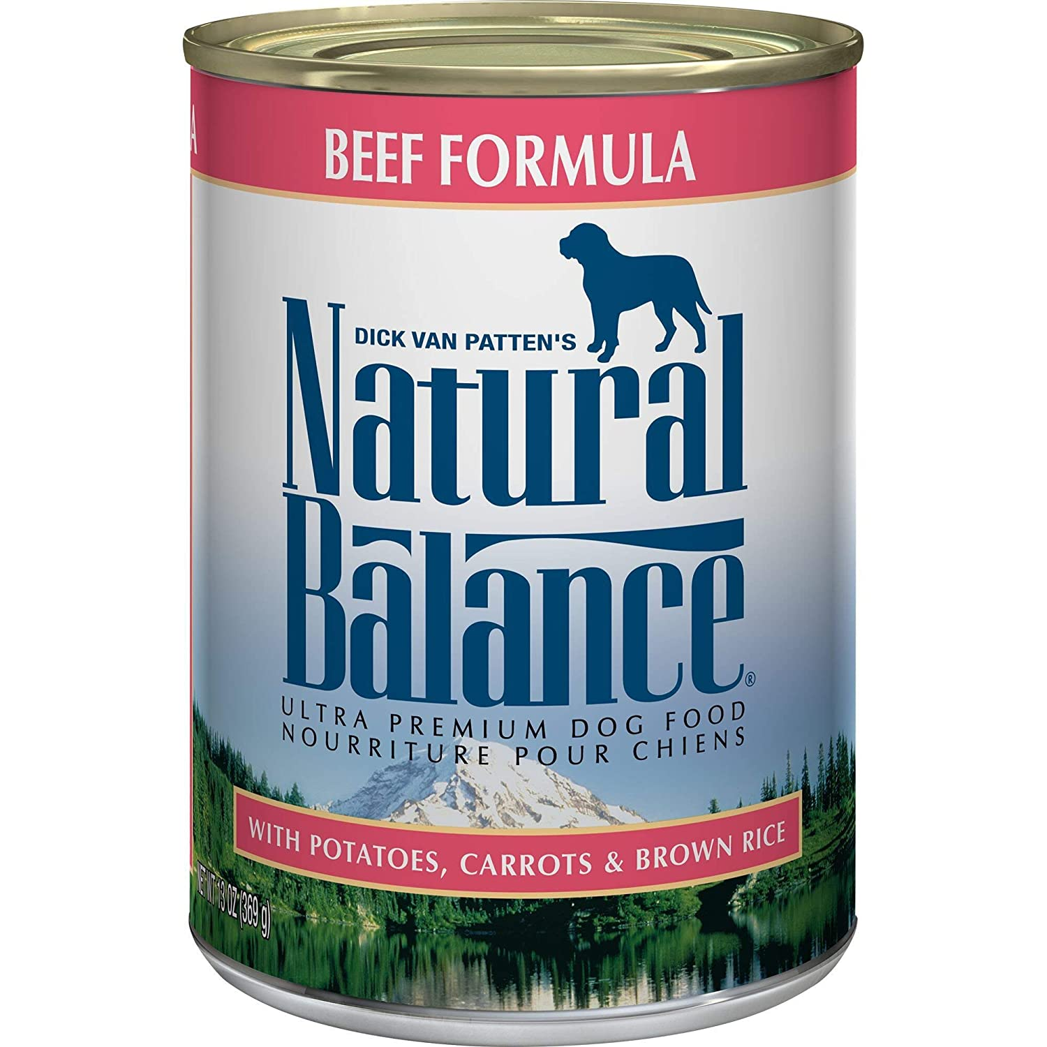 5.Natural Balance Ultra Premium Wet Dog Food