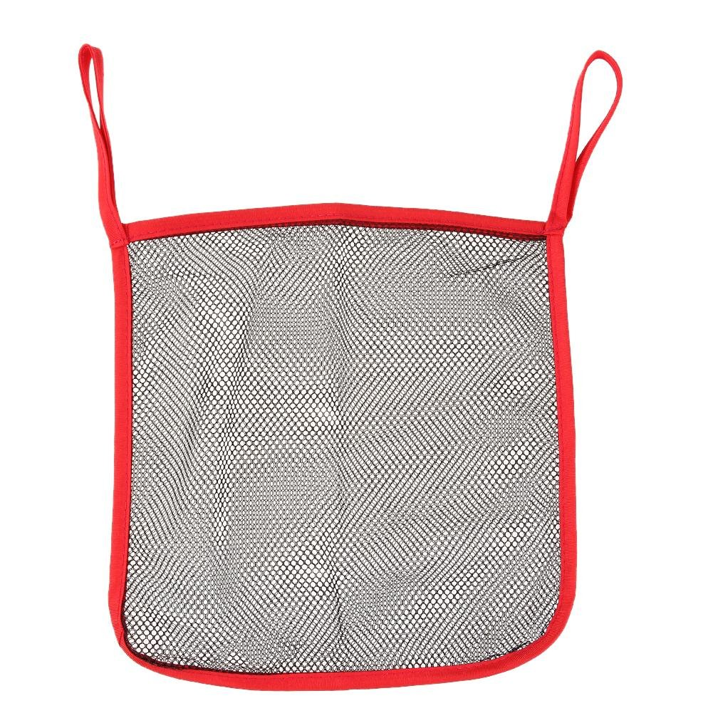 Domybest Baby Carriage Trolley Sac filet Organiseur pour couches Diaper Vêtements Tasses Poussette Accessoires universels