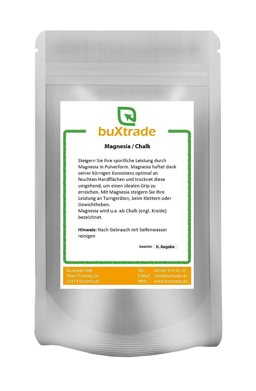 2 x 1 kg Tiza Magnesia Polvo de Magnesia Escalar Bulder Deporte Fitness Magnesio 2 kg: Amazon.es: Deportes y aire libre