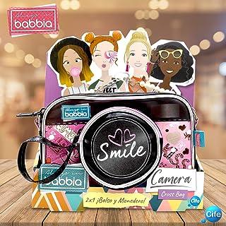 Always in Babbia–Always in Babia Borsa Fotocamera, (CIFE 41621)