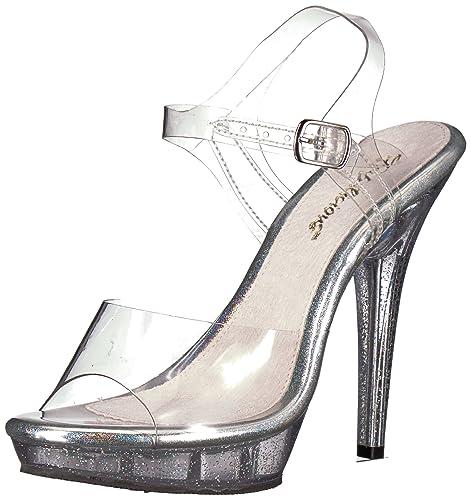 7a676ebe78e Fabulicious Women s Lip-108mg Sandal