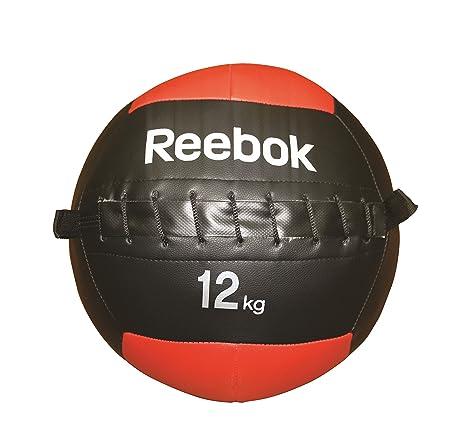 Reebok RSB-10184 - Balón Medicinal Blando, Color Negro, 12kg ...