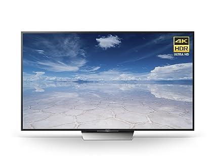 Amazon Sony XBR85X850D 85 Inch 4K HDR Ultra HD Smart TV 2016