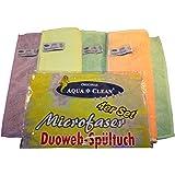 AQUA CLEAN Duoweb Spültuch 4er Set