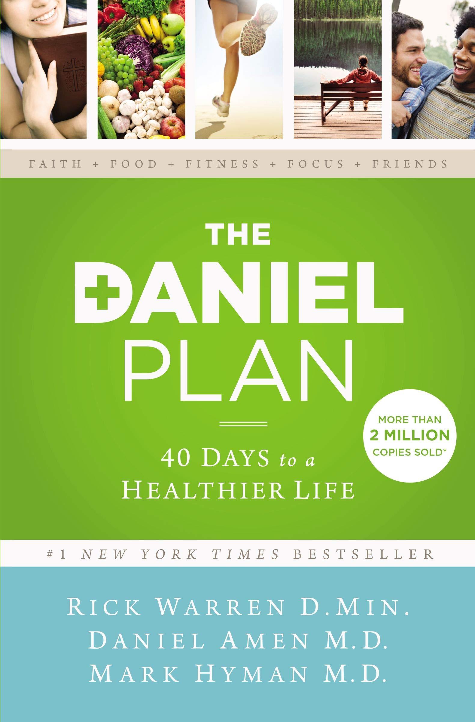 christian diet daniel plan