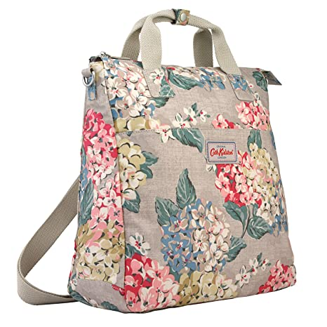 d27f402eda2ec Cath Kidston Matt Oilcloth Multi Strap Backpack Crossbody Bag ...