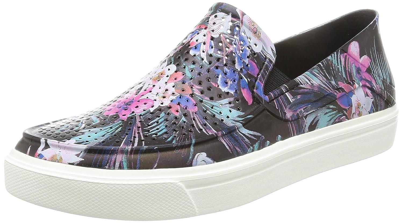 Crocs Citlnrkagrpslpw, Zapatillas de Estar por Casa para Mujer 38/39 EU Multicolor (Tropical)