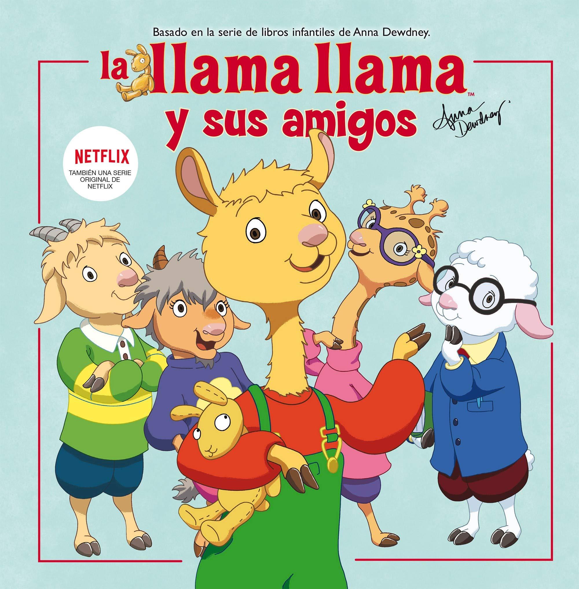 La llama Llama y sus amigos (La llama Llama): Varios autores ...