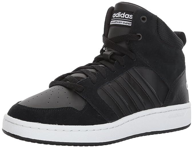 adidas uomini di super hoops metà basket scarpa