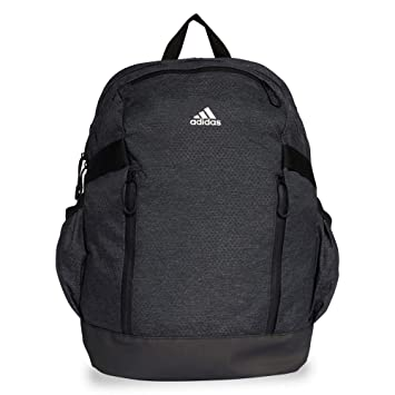 adidas Power Urban BP Mochila, Unisex Adultos, Negro/Blanco, 36x24x45 cm (
