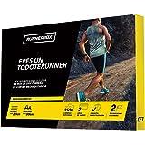 RunnerBox - Caja regalo para corredores - TODOTERUNNER - Dos carreras running hasta 30 km - Asfalto y montaña - Más de 2500