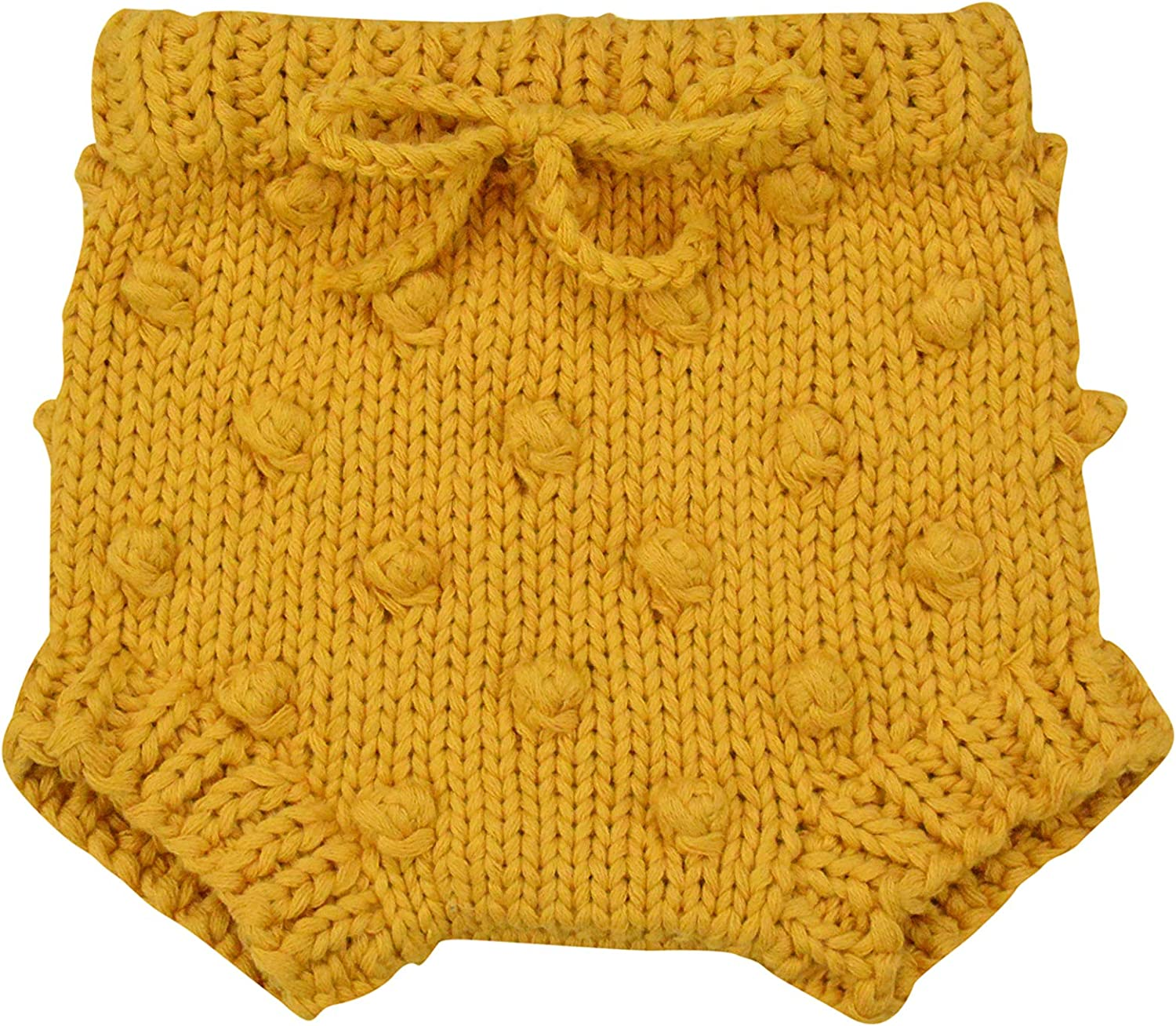 The Blueberry Hill Cotton Knit Popcorn Bloomers