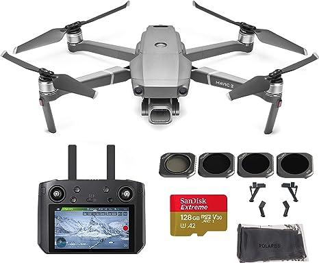 Amazon.com: DJI Mavic 2 Pro Drone Quadcopter con controlador ...