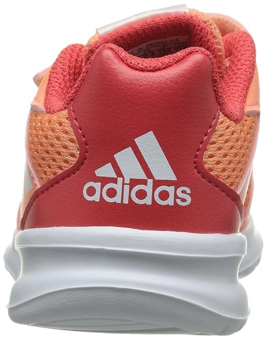 Amazon.com: adidas Infants Girls Running Shoes Kids Altarun Cloudfoam Training DA8880 Orange: Shoes