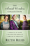 The Amish Wonders Collection: A Miracle of Hope, A Woodland Miracle, A Dream of Miracles (The Amish Wonders Series)