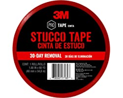 Scotch Painter's Tape 3260-A 1.88 inches by 60 Yards 3260, 1 roll, 1.88 in X, Red