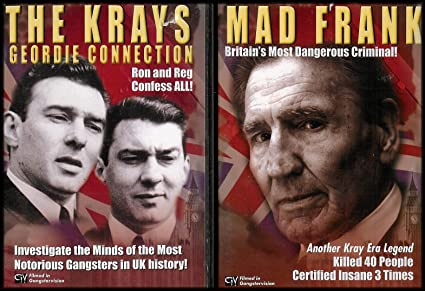 Amazon com: Britain's Most Feared Gangsters 3 DVD Set: Mad Frank
